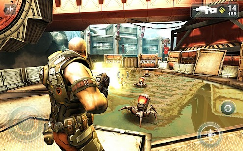 SHADOWGUN THD Screenshot 3
