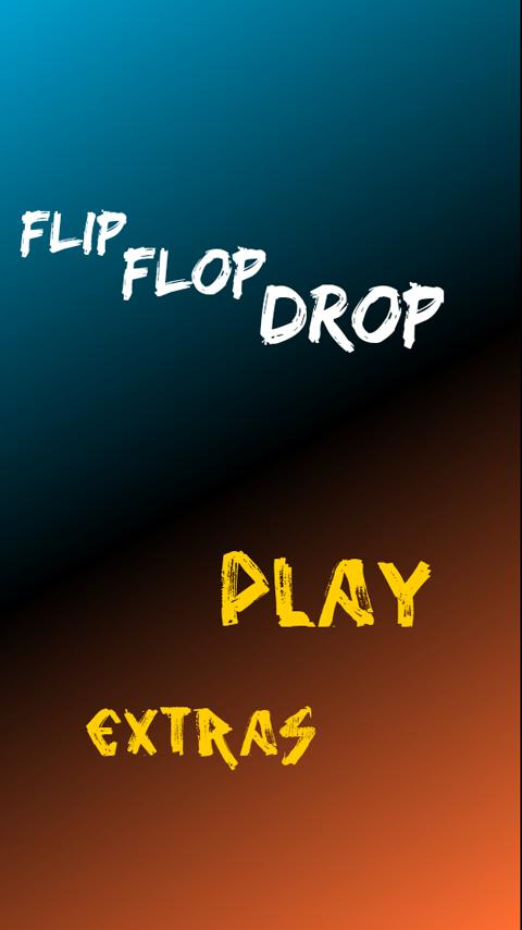 Flip Flop Drop - screenshot