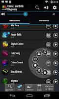 Screenshot of Chimes  and Bells Ringtones