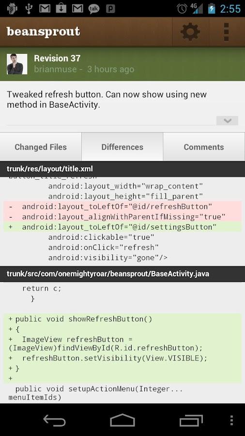 Beansprout: A Beanstalk Client- screenshot