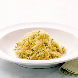 Roasted Spaghetti Squash.