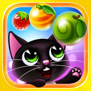 Fruity Cat  – bubble pop for PC and MAC