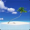 Beach HD Wallpaper FREE icon