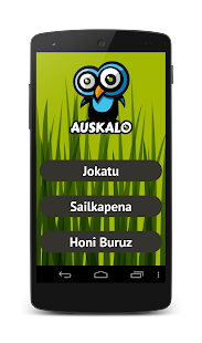 Auskalo- screenshot thumbnail