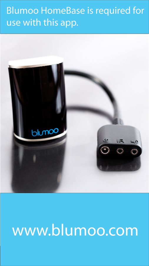 Blumoo Smart Control- screenshot