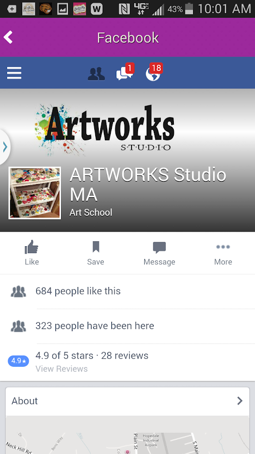 Artworks Studios- screenshot
