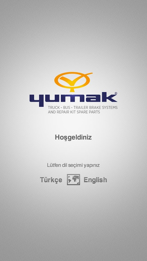 Yumak Otomotiv Interactive - screenshot