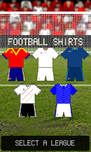 Football Shirts- screenshot thumbnail