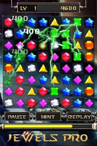 Jewels Pro Deluxe- screenshot