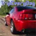 TripEveryDay Pro Offline Maps icon