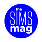 The Sims Magazine icon