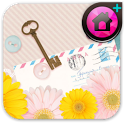 FlowerGirl Theme Coco Launcher icon