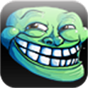 Troll Face Smiley for WhatsApp icon