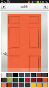 Front Door Paint- screenshot thumbnail