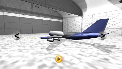 波音飞机模拟器