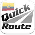 Quick Route Ecuador icon