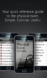 Physical Exam Essentials Screenshot 1