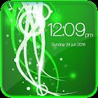 Green Neon Go Locker Theme icon