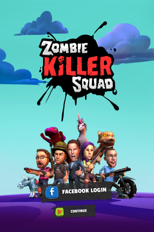 Zombie Killer Squad- screenshot