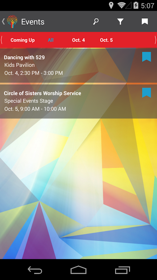 Circle of Sisters Expo - screenshot