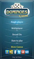Screenshot of Dominoes Online Free