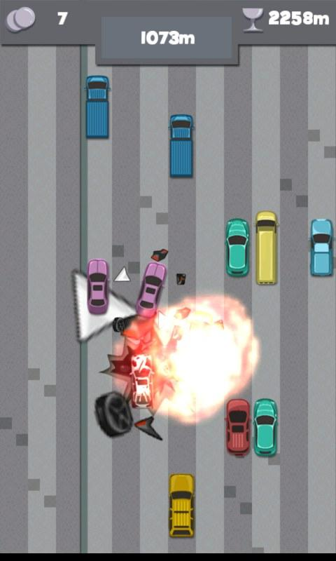 Mad Race - screenshot