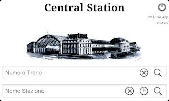 Screenshot of Central Station LITE (train)