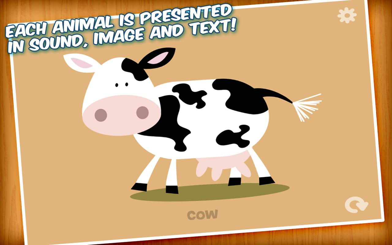 Picture Book of Animals- screenshot