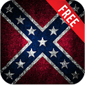 3D Rebel Flag Live Wallpaper icon