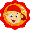 Fun Kids Games - 10 Games In 1 icon