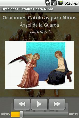 Oraciones Católicas para Niños - screenshot