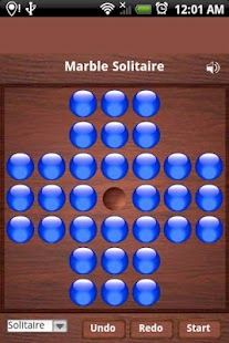 Marble Solitaire - screenshot thumbnail