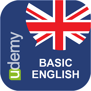 Learn English Basics Icon