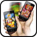 Lord Krishna Shake Wallpapers icon