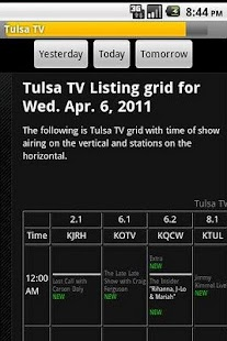 Tulsa TV- screenshot thumbnail