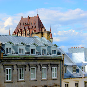 ... by Daniel Gaudin - Buildings & Architecture Other Exteriors ( roof, old, building, art, photography )