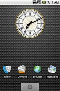 Big Ben Clock Widget 2x2 - screenshot thumbnail