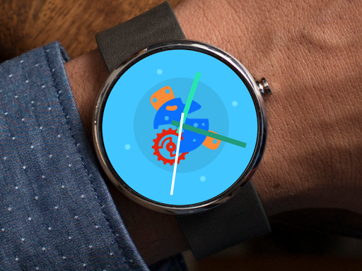 Wonderful Color WatchFace Demo