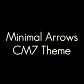 MinimalArrows CM7 Theme (Don.)