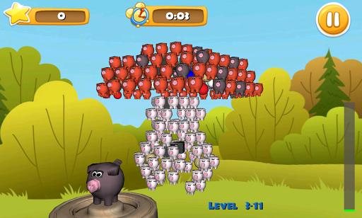 玩免費街機APP|下載3D射猪 (Pig Shooter 3D) app不用錢|硬是要APP