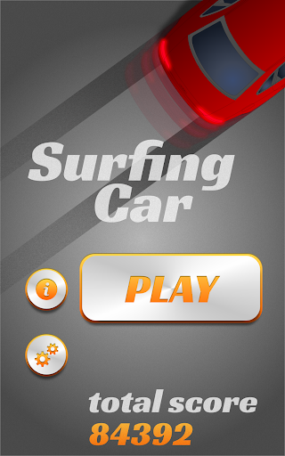 Surfing Car