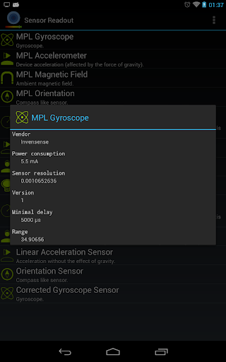玩免費工具APP|下載Sensor Readout app不用錢|硬是要APP