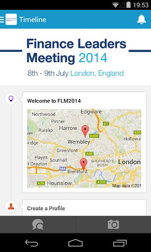 Finance Leaders Meeting 2014