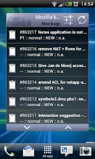 Bugzi - Bugzilla client - screenshot thumbnail