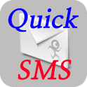 SMS Quick (1 sec. Sending) icon