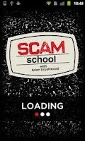 Screenshot of Scam School