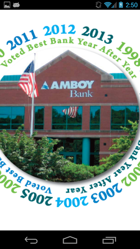 Amboy Bank's Mobile Banking