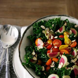 "Kale ""Love"" Salad."