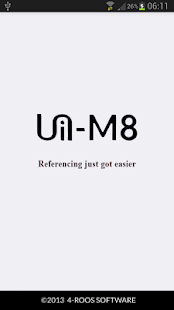 UNI-M8 - screenshot thumbnail