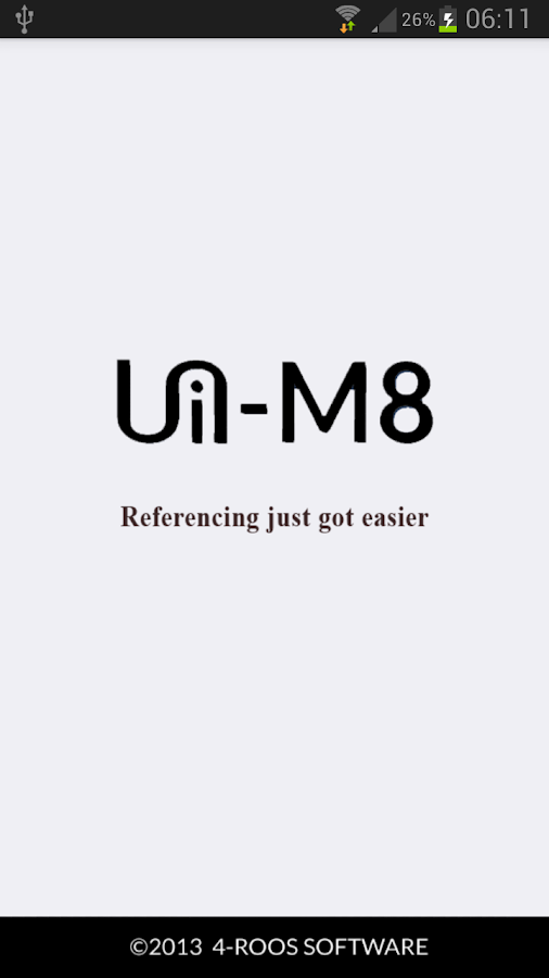 UNI-M8 - screenshot